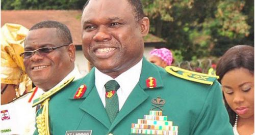 Nigerian Army to be reorganised —Chief of Army Staff