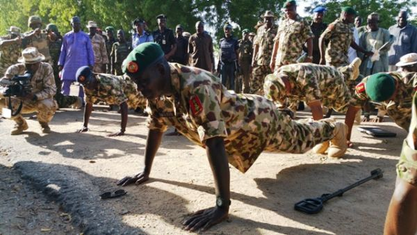 Buratai vows to revive sporting activities in the Army Sports - News