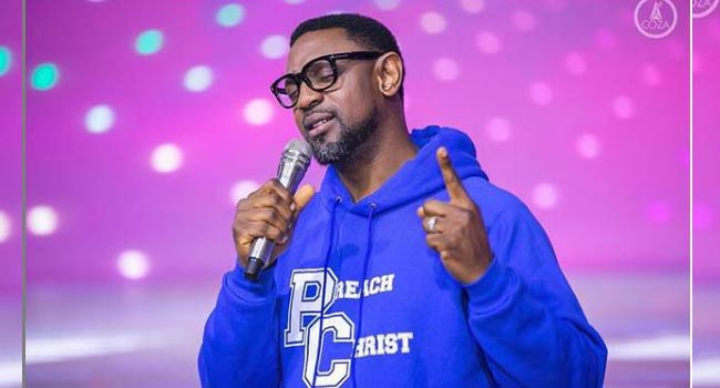 BREAKING NEWS: COZA Pastor Biodun Fatoyinbo bows to pressure, steps aside over rape scandal