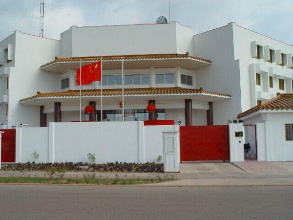 Chinese Embassy Abuja
