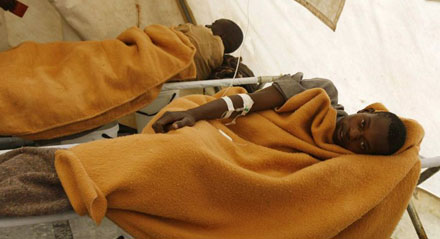 Over 1,300 cholera cases reported in Niger, death toll rises to 22