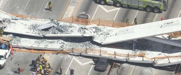 4 dead, many injured in US bridge collapse