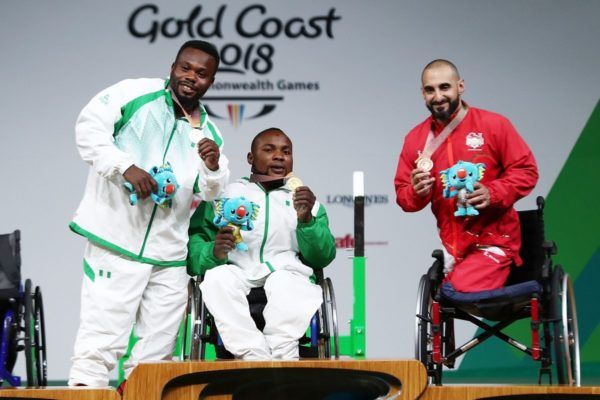 Commonwealth Games: Ezuruike, 3 others win gold in powerlifting
