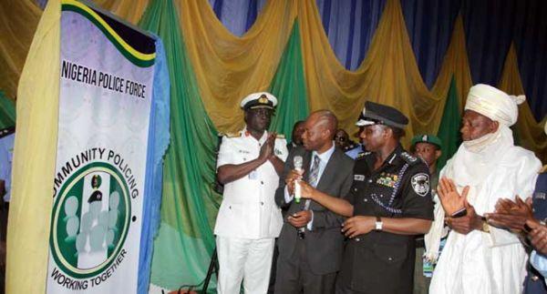 News Community Policing Nigeria