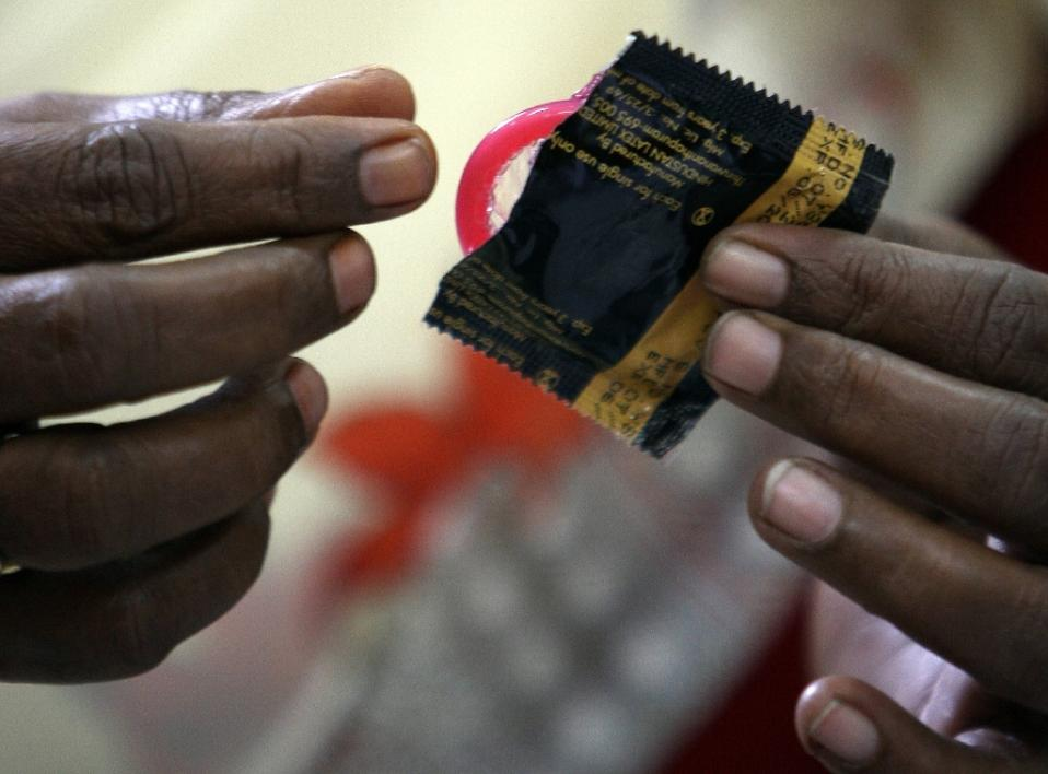 Man kills lover over condoms found in her bag