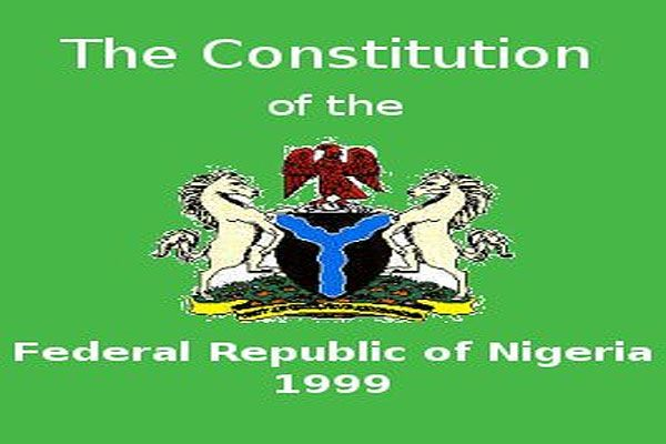 Image result for 1999 nigeria constitution section 308