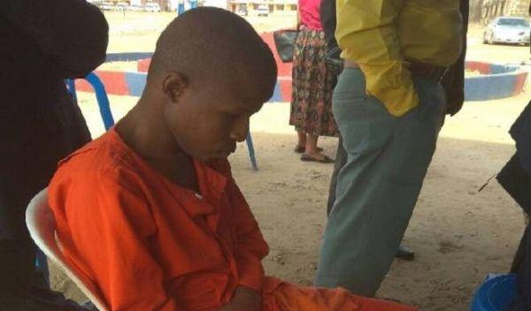 •Convicted Boko Haram bomber Abba Umar