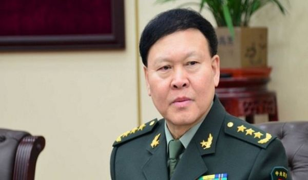 •Late Senior Chinese military official Zhang Yang