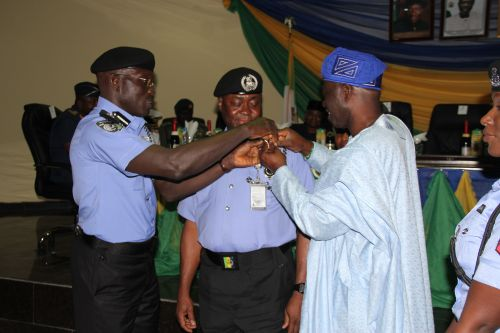 Minister commends Okiro, IGP over promotions in police