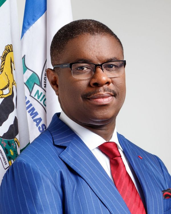 •APC chieftain, Dr Dakuku Peterside