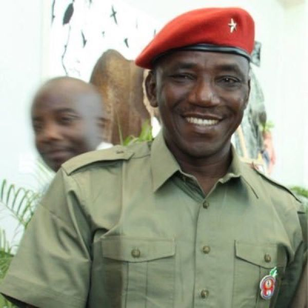 Ebola won't stop Eagles/DRC friendly — Dalung