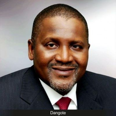 Dangote retains position as Africa's richest man •3 other Nigerians