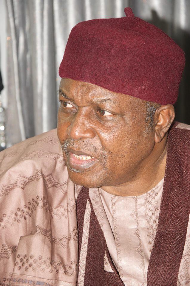 •Governor Darius Ishaku of Taraba State