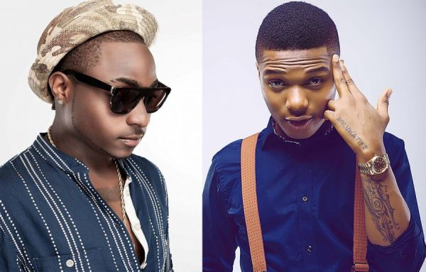 Davido, Wizkid top 2018 Headies nominees list