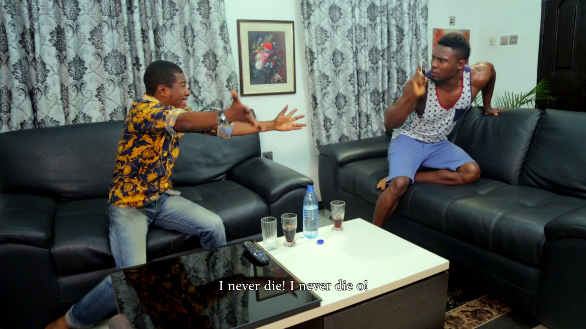 Actor Samuel Ajibola drops latest episode of 'Dele Issues' titled 'The Ritualist'