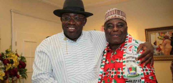 PDP reconciliation: Dickson visits Dokpesi, says party's mandate should be grabbing power in 2019