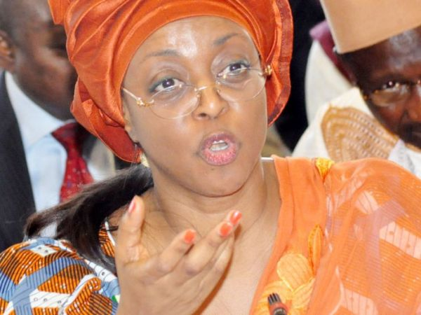 Court dismisses Diezani's application seeking to be joined in $1.6bn oil scam suit