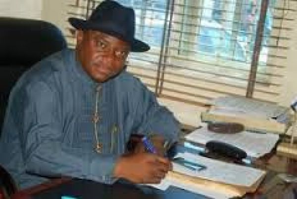 •Bayelsa APC chieftain, Chief Dikivie Ikiogha