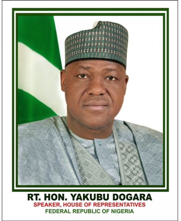 Dogara to Christians: Walk in Christ's footsteps, pray for Nigeria