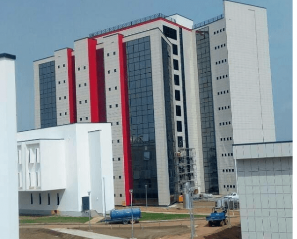 •EFCC new office in Abuja