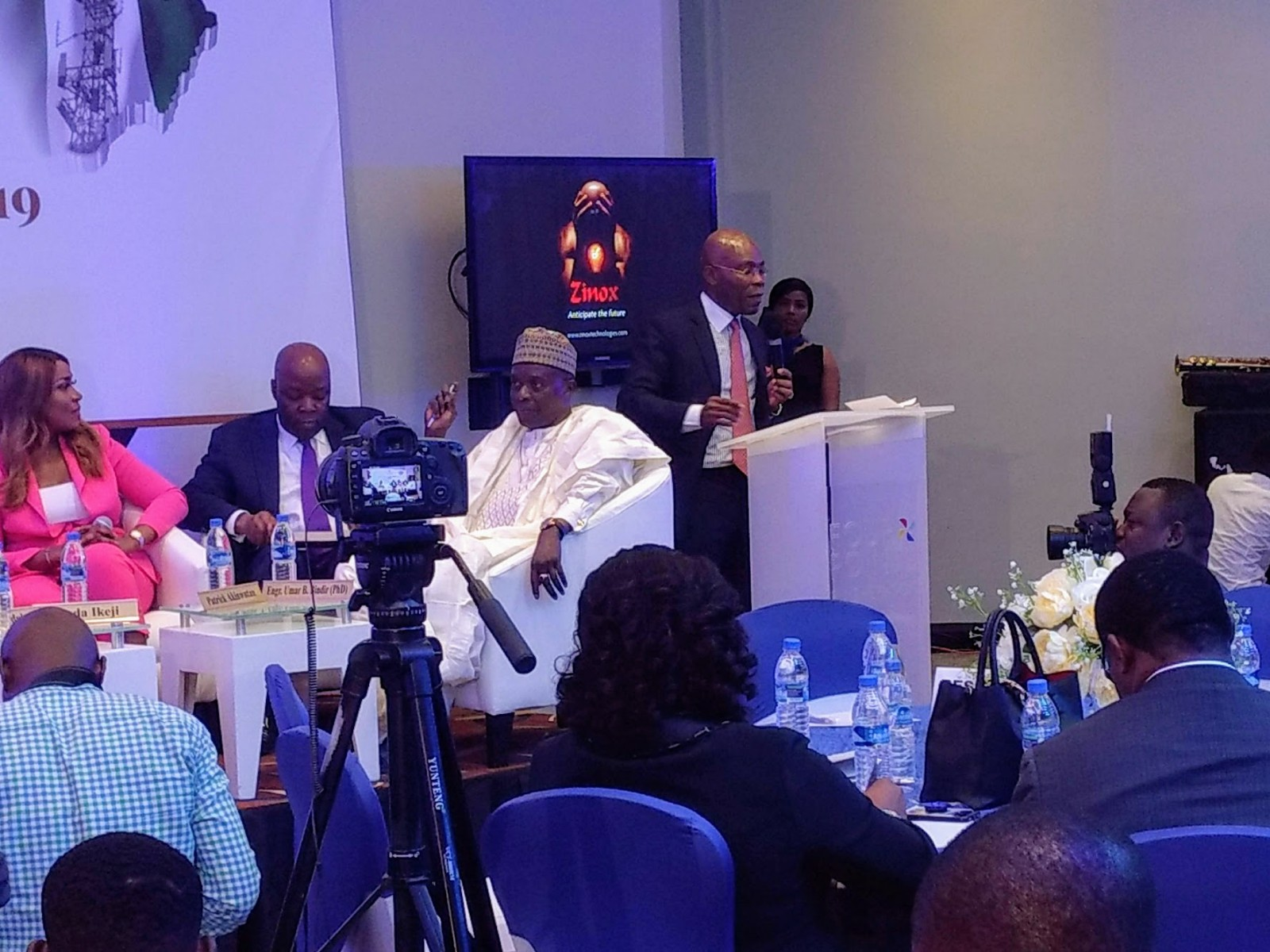Technology will change Nigeria, no one can stop it — Zinox Boss Ekeh