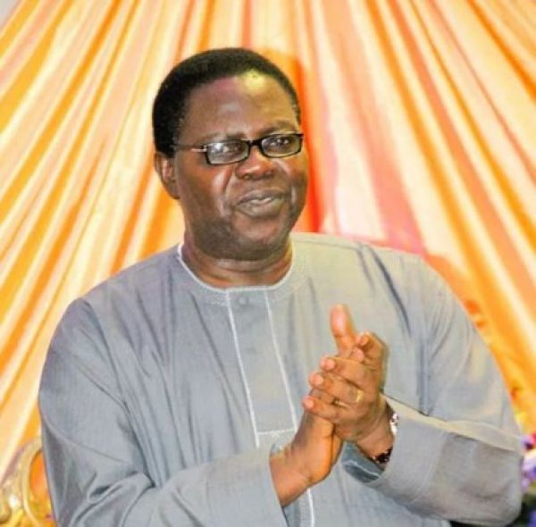 •Chief Commander Ebenezer Obey.
