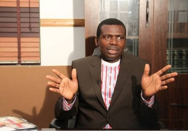 'There's nothing like RCCG General Overseer Worldwide; people are creating non-existent position for Pastor Adeboye'