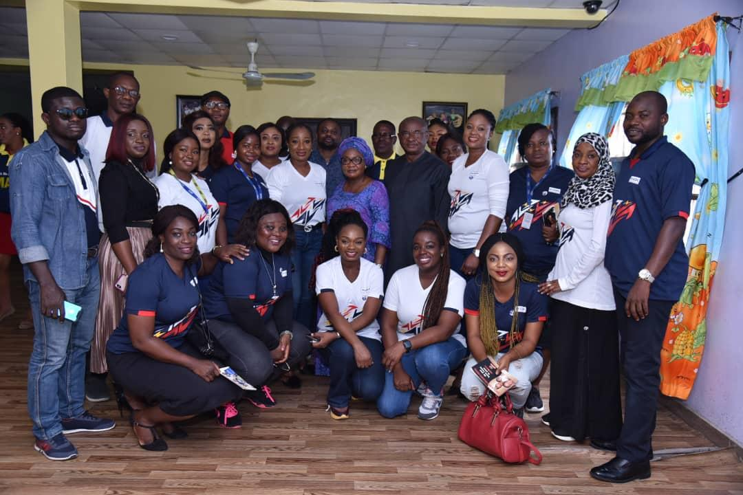 Customer Service Week: Eko DisCo visits hospice with relief items