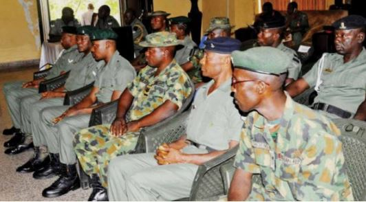 • Eleven soldiers had earlier faced trial in General Court Martial