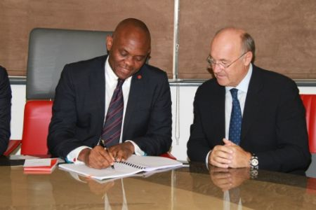 Hilton and Transcorp partner to develop new Lagos hotel