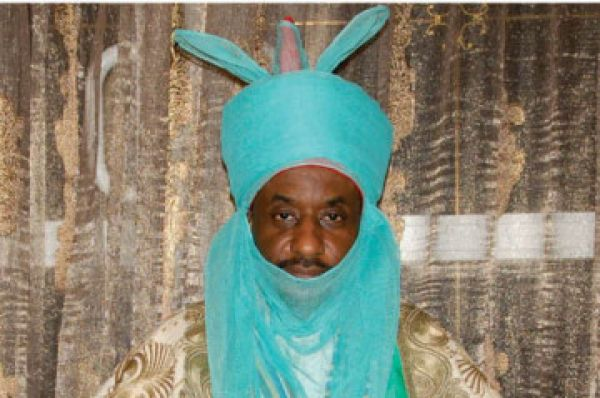 •Emir of Kano, His Majesty, Muhammed Sanusi II.