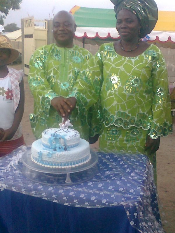 25 years with Ada Chioma Henrietta Eze: Celebration of a marriage made in heaven, By Eze Chukwuemeka Eze