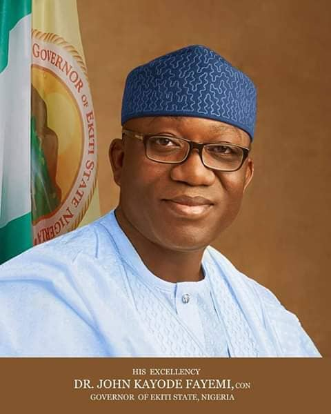 Ekiti Government appoints new Head of Service