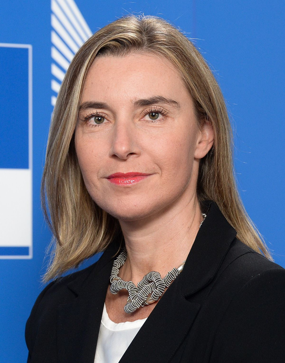 • Federica Mogherini, High Representative of the Union for Foreign Affairs and Security Policy
