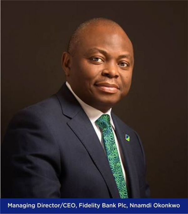 Fidelity Bank records double digits growth in earnings and profits