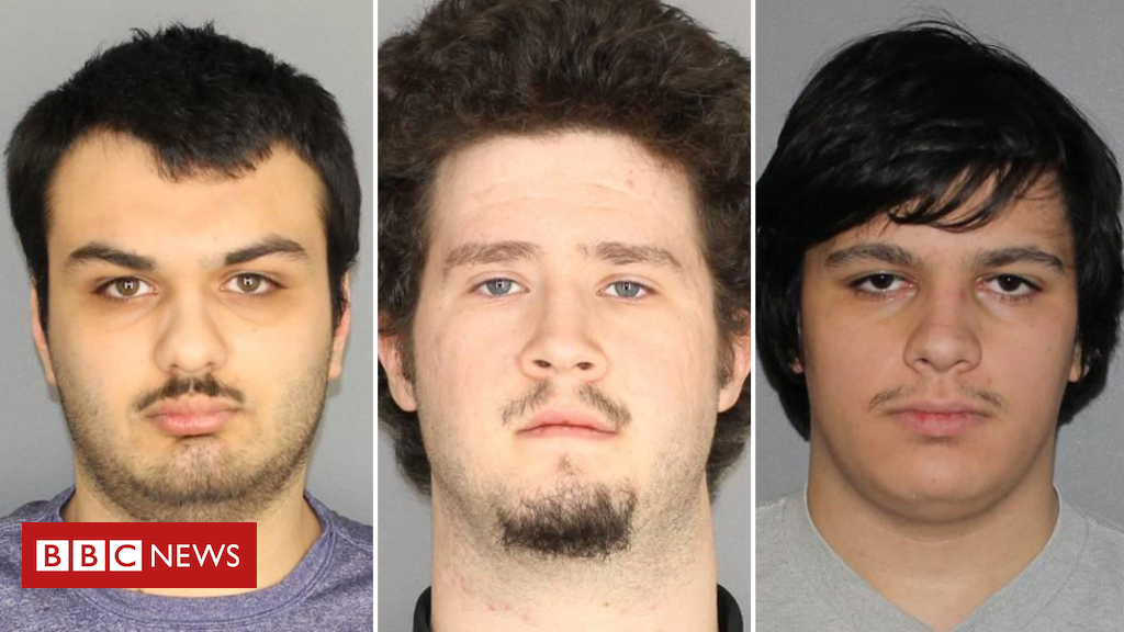 Four held over NY 'plot' against Muslims