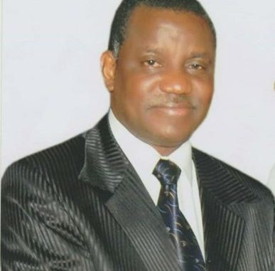 •Foursquare's new General Overseer, Rev. Sam Aboyeji