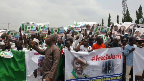Islamic Movement condemns police attack on Free Zakzaky campaigners