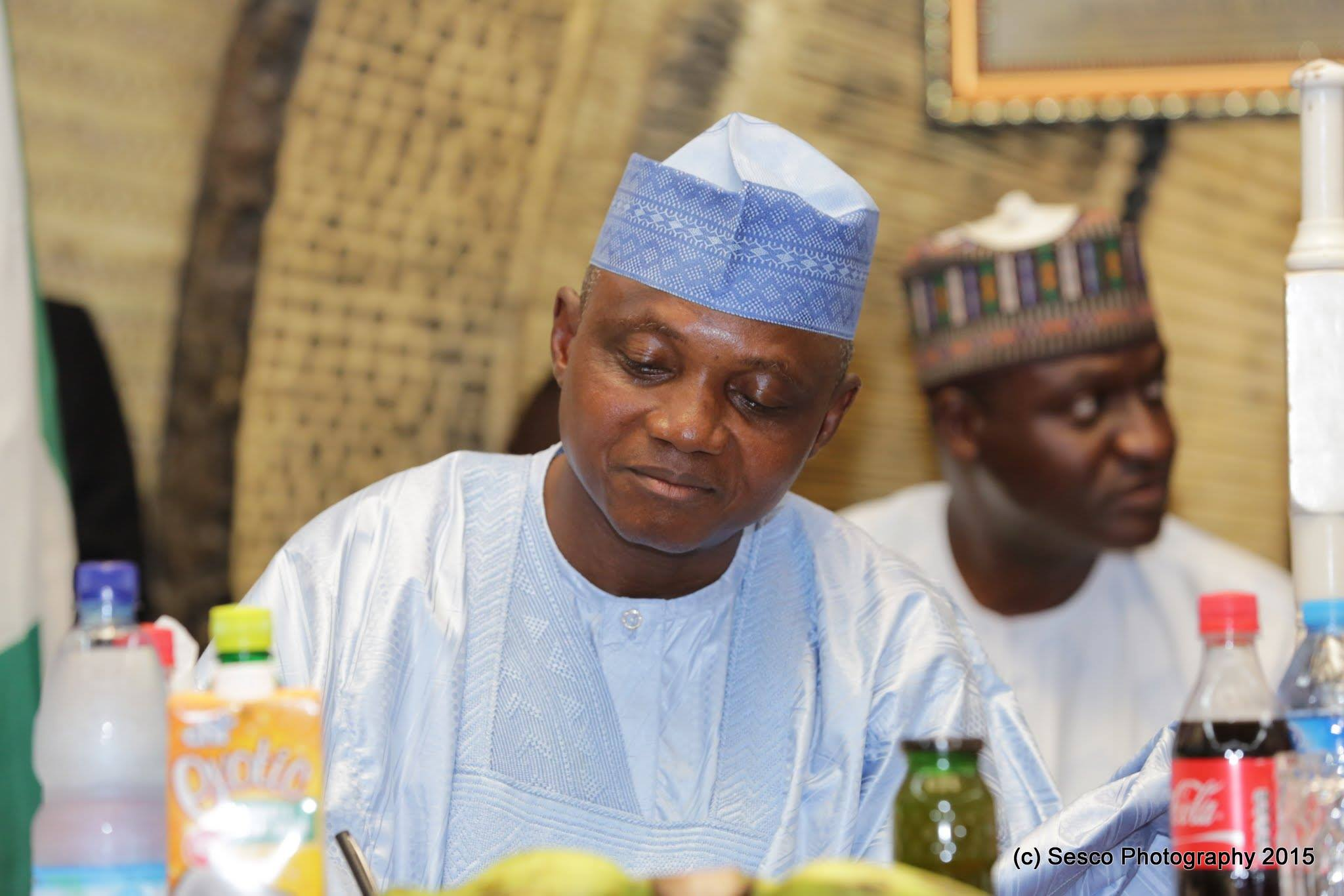 June 12 Tsunami and the ones who won't forgive Buhari, By Garba Shehu