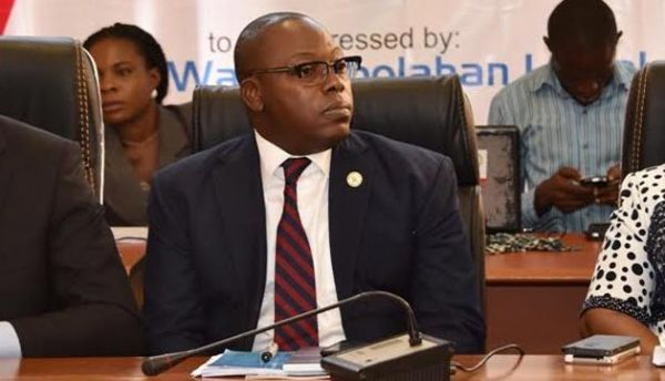 •Lagos State Commissioner for Housing, Prince Gbolahan Lawal