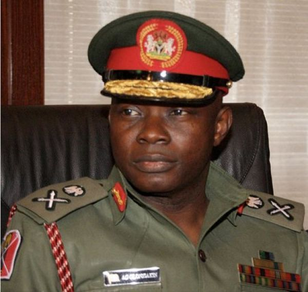 CDS, General Olonisakin.