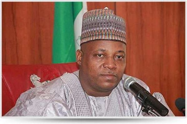 •Northern Governors' Forum Chairman Kashim Shettima.