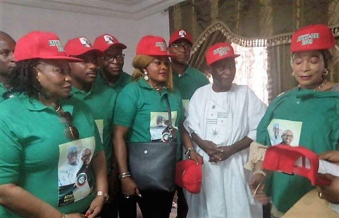 2019: Group backs Atiku, promises 10m votes