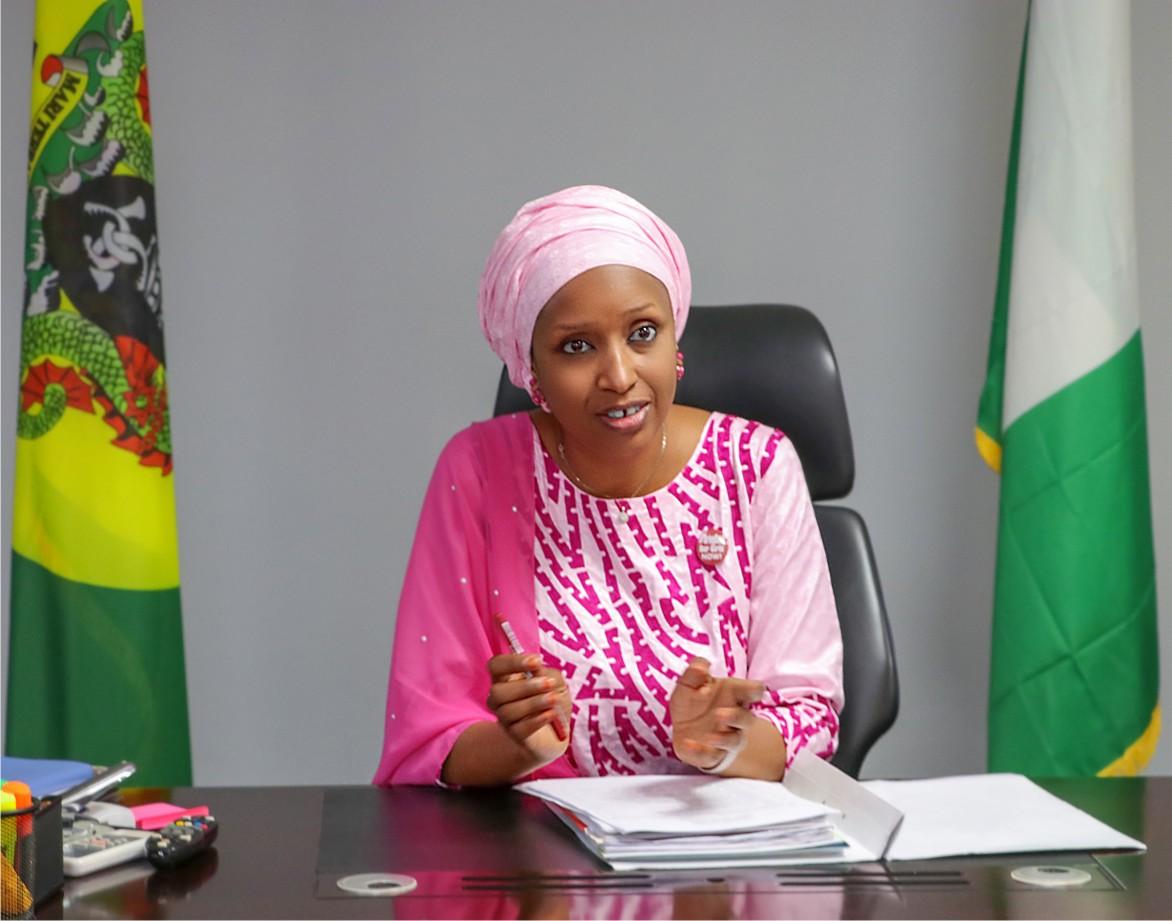 Hadiza Bala Usman reveals secret of success as NPA MD - News ...