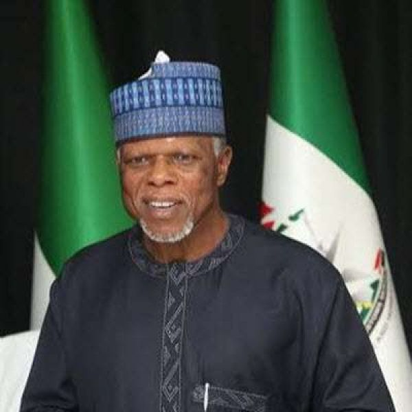 •Customs Comptroller-General Hameed Ali.