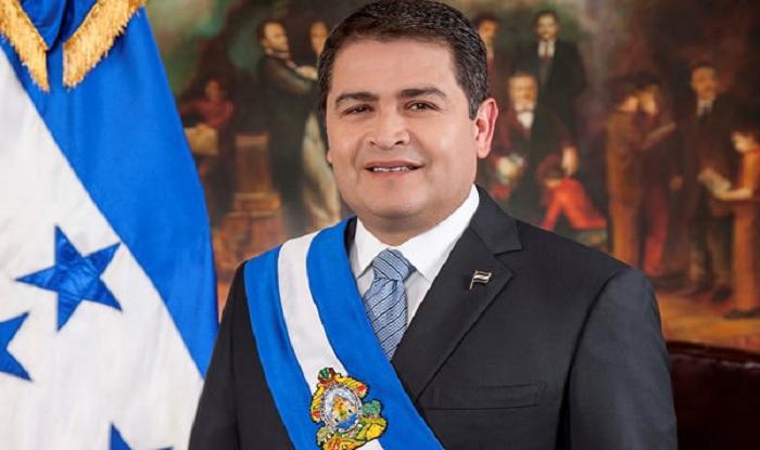 • Honduran President Juan Orlando Hernández