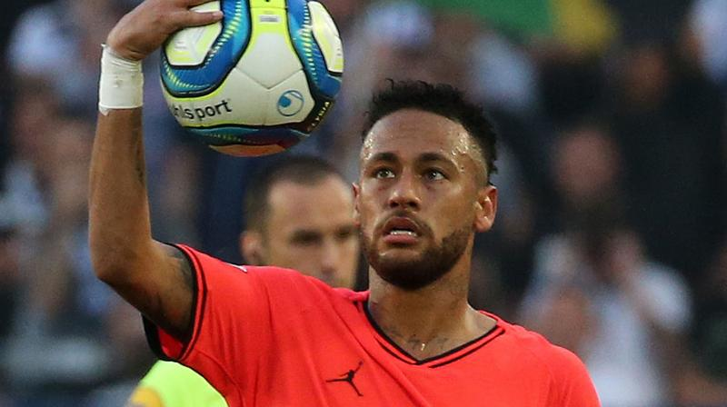 I'll give my life to PSG — Neymar