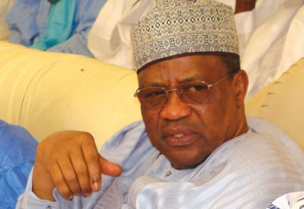 30 jets in Minna for IBB's daughter's wedding