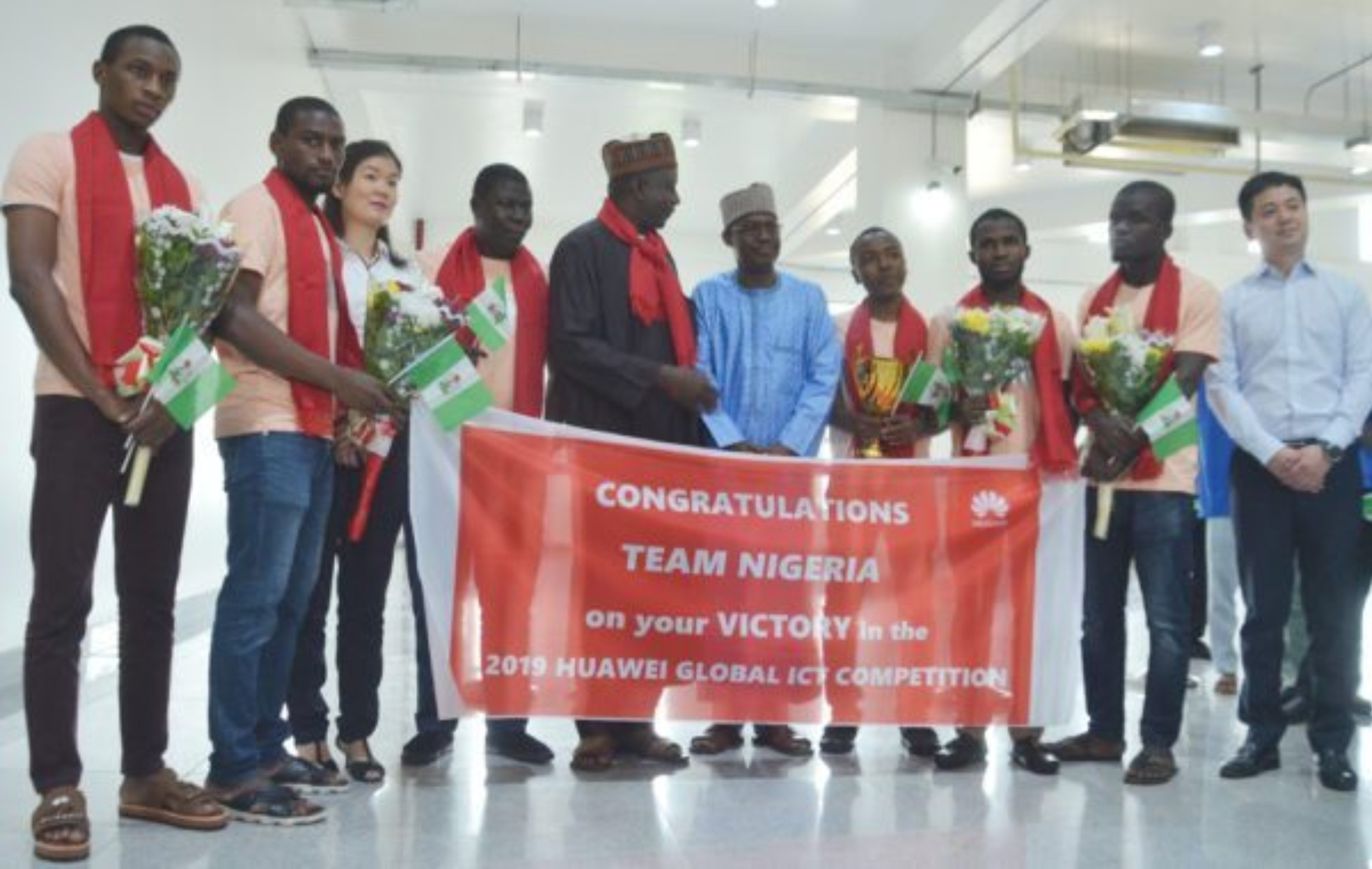 Nigerian team excels in China global ICT competition