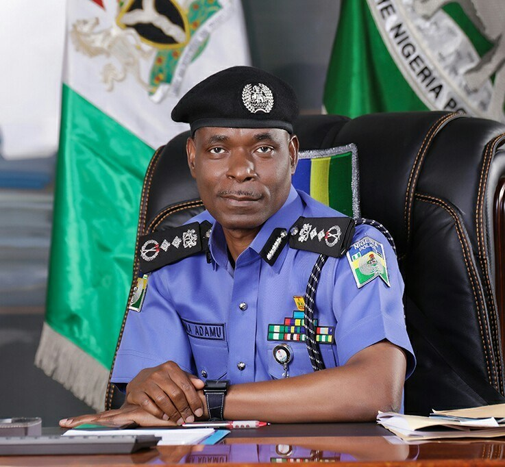 •Acting IGP Mohammed Adamu